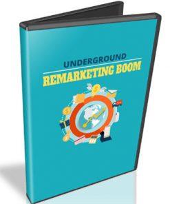 Underground Retargeting Boom Audios MRR