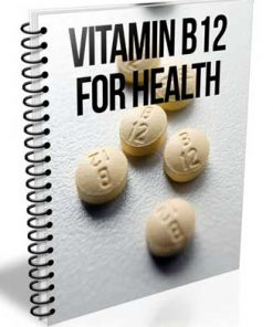 Vitamin B12 PLR Report