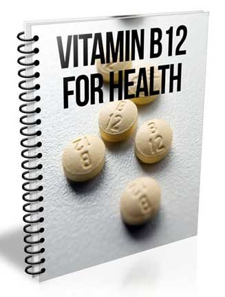 Vitamin B12 PLR Report