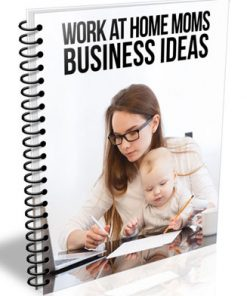 WAHM Business Ideas PLR Ebook