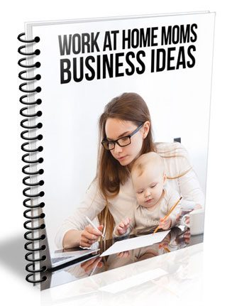 WAHM Business Ideas PLR Ebook