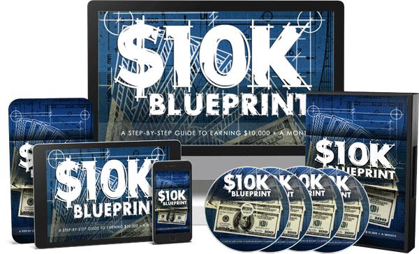 10k Blueprint Ebook and Videos MRR