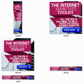 Internet Marketers Toolkit Ebook and Videos MRR
