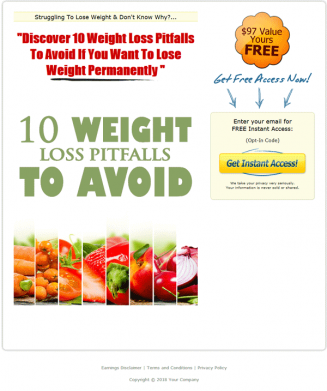 Simply Slim Weight Loss Ebook MRR