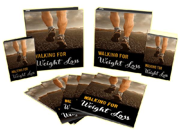 how to lose weight walkinbg