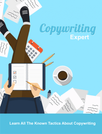 Copywriting Expert Ebook with Master Resale Rights