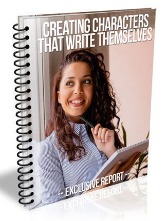 Creating Characters That Write Themselves PLR Report