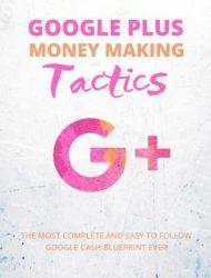 Google Plus Money Making Tactics PLR Report