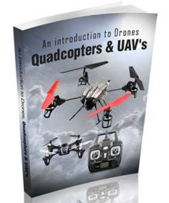 Introduction To Drones Ebook with Master Resale Rights