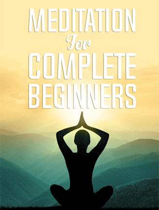Meditation For Beginners Ebook MRR