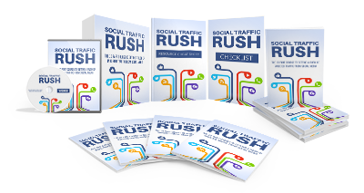 Social Traffic Rush Ebook MRR