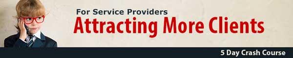 Attract More Clients PLR Autoresponder Messages