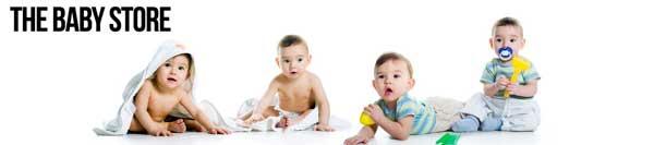 Baby PLR Amazon Store Website