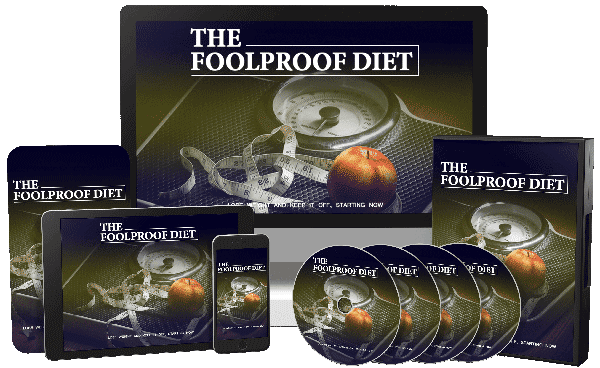 Foolproof Diet Plan Ebook And Videos MRR