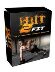 HIIT To Fit Ebook And Videos with Master Resale Rights