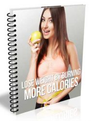 Lose Weight Burn Calories PLR Ebook