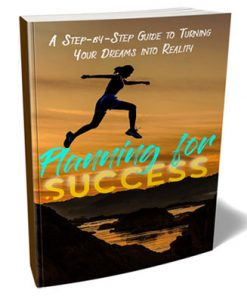 Planning For Success Ebook and Videos MRR
