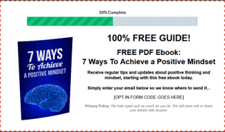 Power Of Positive Thinking Ebook and Videos with Master Resale Rights