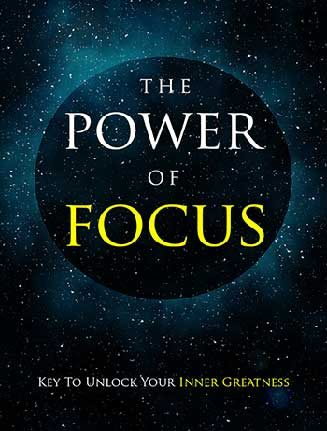 The Power Of Focus Ebook And Videos with Master Resale Rights