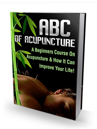 Acupuncture Ebook Package with Master Resale Rights