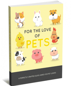 Love Of Pets PLR Report with Private Label Rights