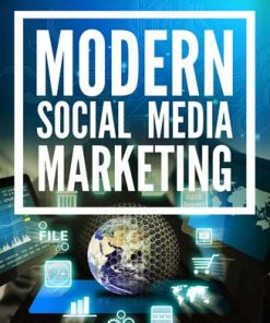 Modern Social Media Marketing Ebook and Videos MRR