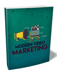 Modern Video Marketing Ebook and Videos with Master Resale Rights