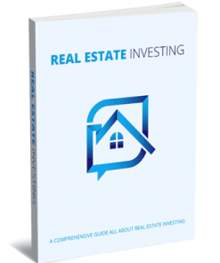 Real Estate Investing PLR Report with Private Label Rights