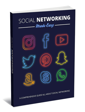 Social Networking Made Easy PLR Report