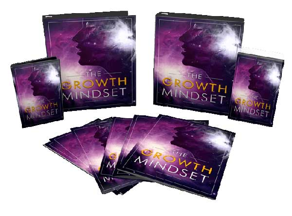 The Growth Mindset Ebook and Videos MRR