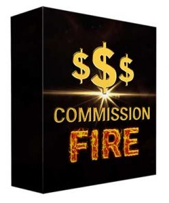 Affiliate Commission Fire Ebook and Videos MRR