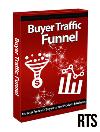 Buyer Traffic Sales Funnel PLR Videos Ready To Sell Package