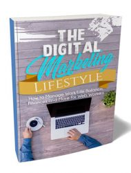 Digital Marketing Lifestyle Ebook and Videos MRR