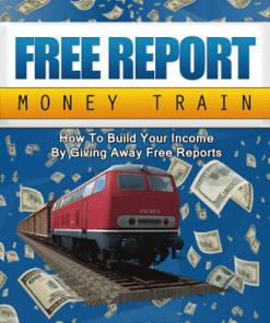 Free Report Money Train Lead Generation MRR