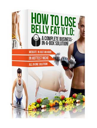 How To Lose Belly Fat Marketing Package MRR