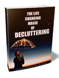 Life Changing Magic of Decluttering Ebook and Videos MRR