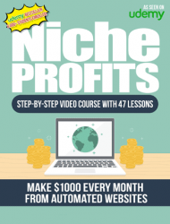 Niche Marketing Profits Audios with Master Resale Rights