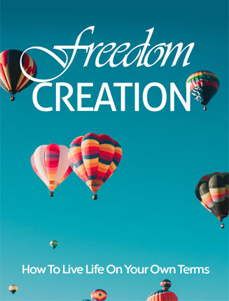 Freedom Creation Ebook and Videos MRR