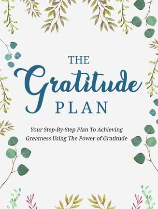 Gratitude Plan Ebook and Videos with Master Resale Rights
