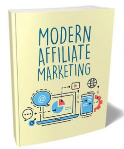 Modern Affiliate Marketing Ebook and Videos MRR