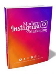 Modern Instagram Marketing Ebook and Videos MRR