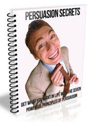 Persuasion Secrets PLR Report