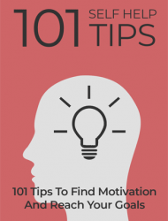 Self Help Tips Ebook with Master Resale Rights