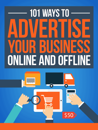 Advertising Your Business Ebook with Master Resale Rights