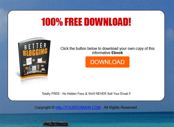 Better Blogging Ebook with Master Resale Rights