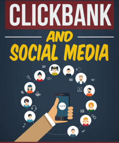 Clickbank and Social Media Ebook MRR