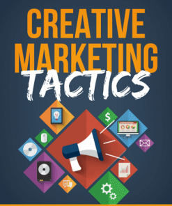 Creative Marketing Tactics Ebook MRR