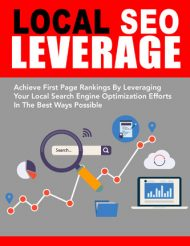 Local SEO Leverage Lead Generation Package MRR