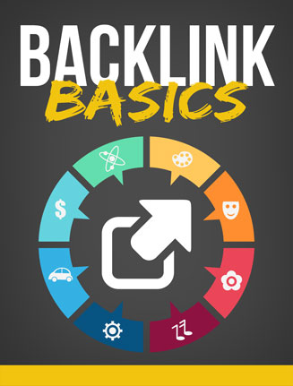 SEO Backlink Basics Ebook with Master Resale Rights