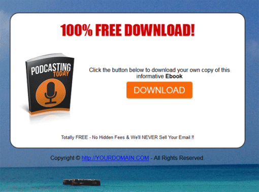 Podcasting Today Ebook with Master Resale Rights